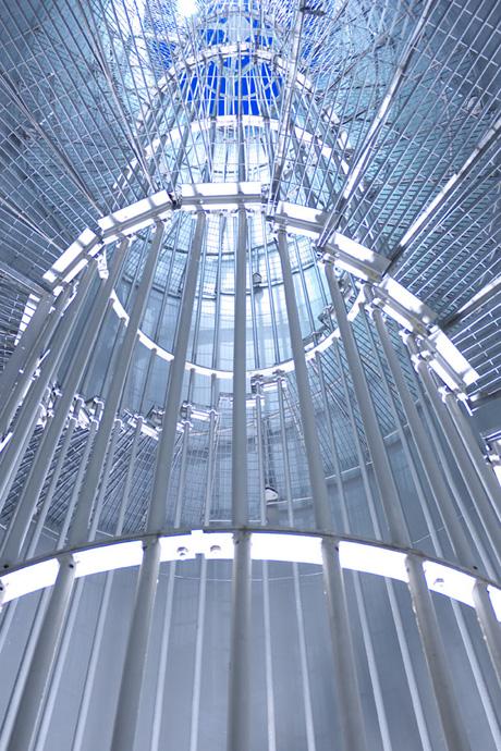 escalier-futuriste
