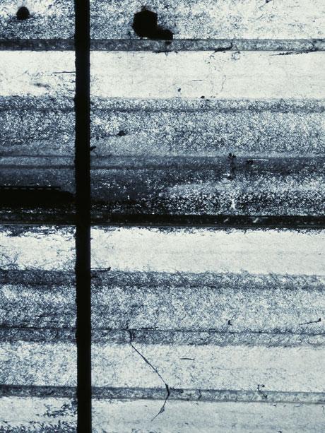 Fenêtre de la halle Astom à Nantes