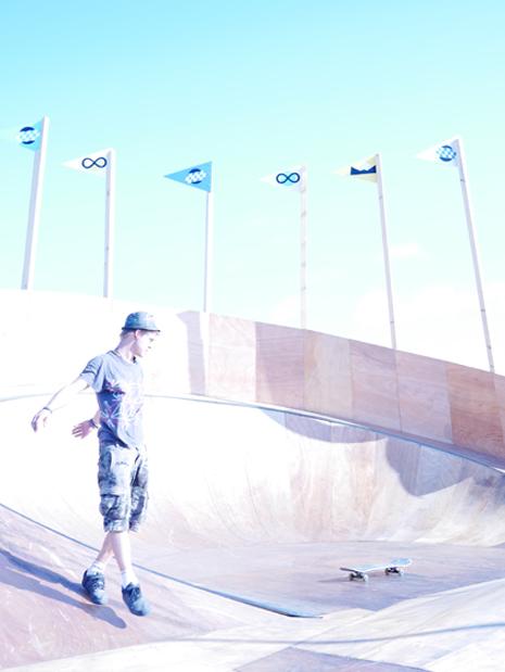 Skate O Drome : rencontre avec un skateur